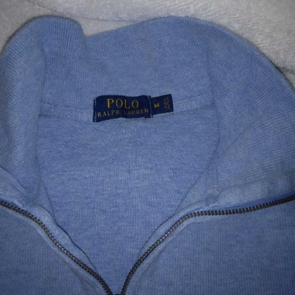 Polo by Ralph Lauren Other - Polo by Ralph Lauren Knit half zip Sweater